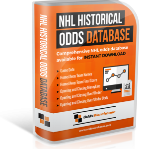 NHL Historical Odds Database