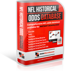 NFL Historical Odds Database