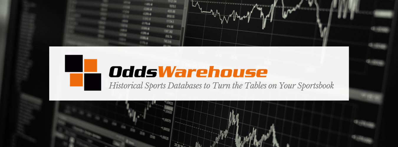 Historical Sports Odds Databases