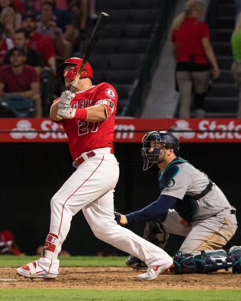 Mike Trout MLB OddsWarehouse
