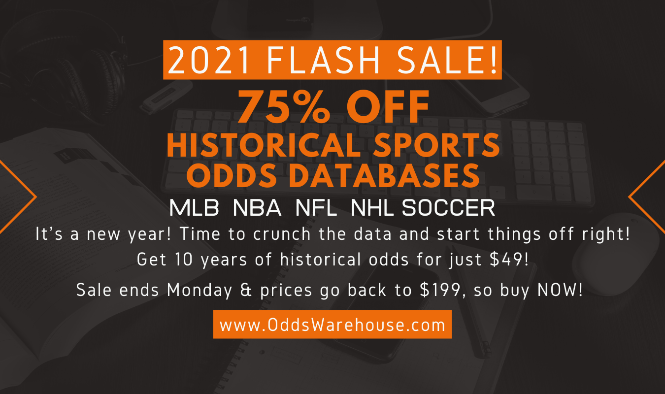 sports betting odds history